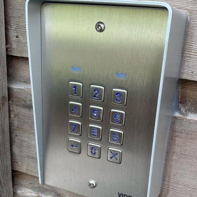 keypad entry system